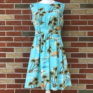 🌺 NWT ModCloth emily and fin Lucy Keyhole Dress